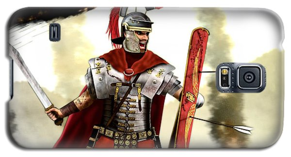 Roman Centurion Galaxy S5 Case by John Wills