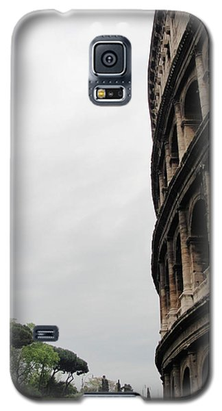 Galaxy S5 Case featuring the photograph Roman Coliseum by Tiffany Erdman