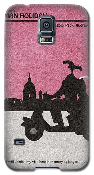 Roman Holiday Galaxy S5 Case