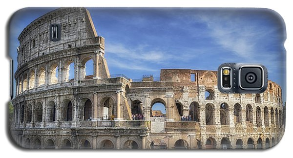 Roman Icon Galaxy S5 Case by Joan Carroll