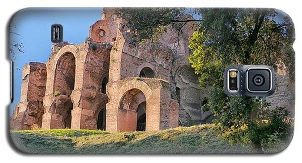 Roman Ruins 5 Galaxy S5 Case