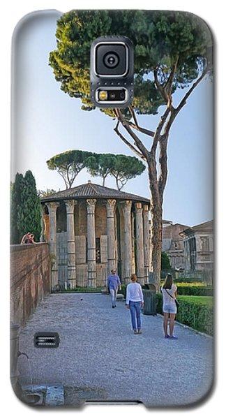 Roman Ruins 6 Galaxy S5 Case