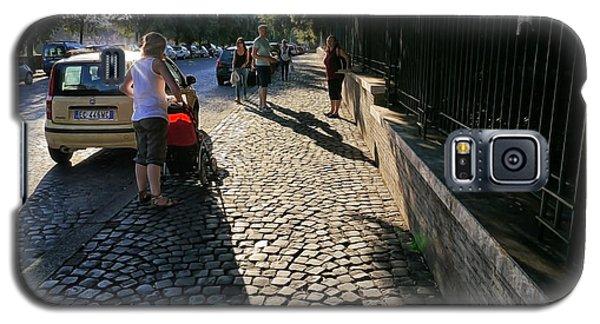 Roman Streets 1 Galaxy S5 Case