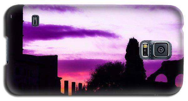 Roman Sunrise Galaxy S5 Case