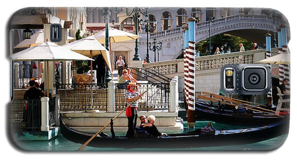 Romance At The Venetian Galaxy S5 Case