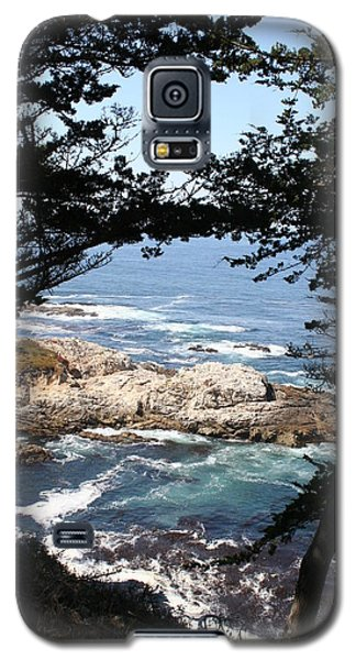 Romantic California Coast Galaxy S5 Case by Christiane Schulze Art And Photography