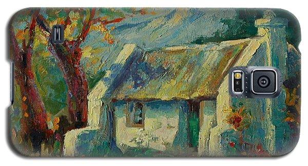 Romantic Cape Cottage Galaxy S5 Case
