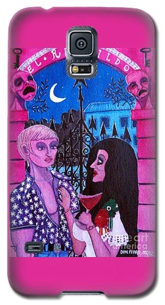Romantic Couple Galaxy S5 Case by Don Pedro De Gracia
