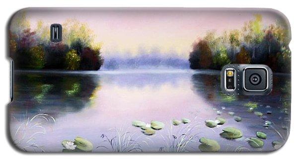Romantic Lake Galaxy S5 Case