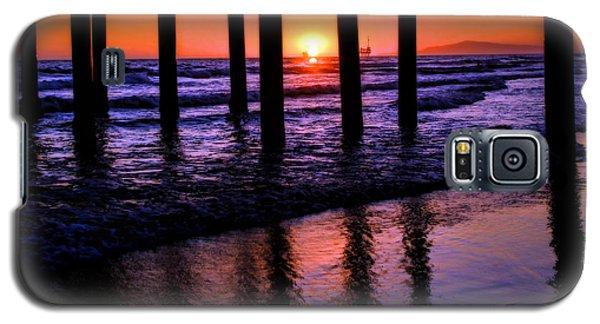 Romantic Stroll Galaxy S5 Case by Tammy Espino