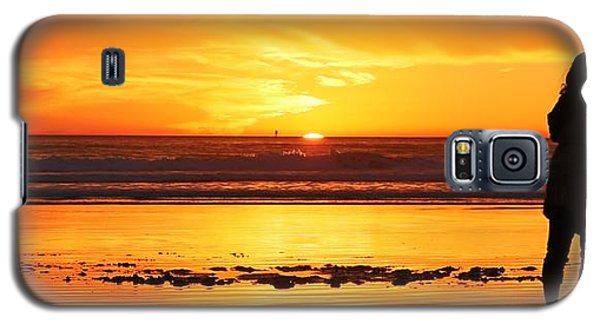 Romantic Sunset  Galaxy S5 Case