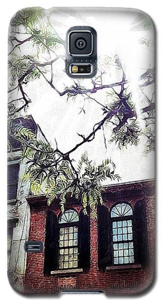 Romantic West Village Galaxy S5 Case