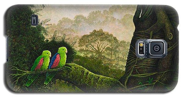 Romantique II Galaxy S5 Case