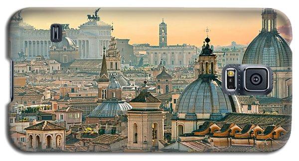 Rome - Italy Galaxy S5 Case by Luciano Mortula