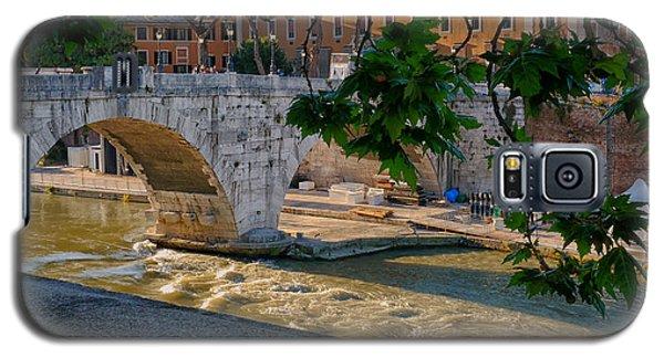 Rome Bridge 1 Galaxy S5 Case