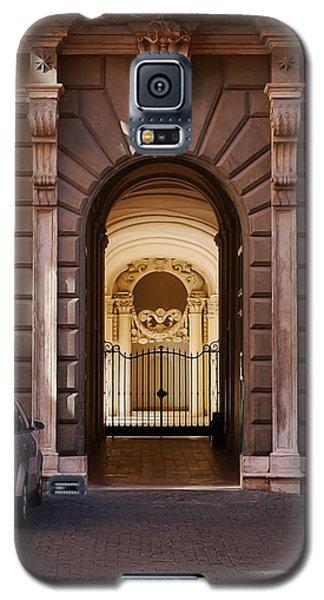Rome- Doorway Galaxy S5 Case