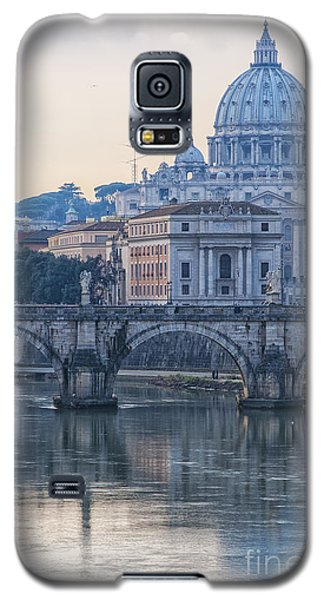 Rome Saint Peters Basilica 02 Galaxy S5 Case