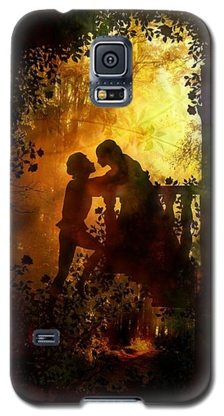 Romeo And Juliet - The Love Story Galaxy S5 Case