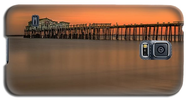 Romeo's Pier Galaxy S5 Case by Linda Villers