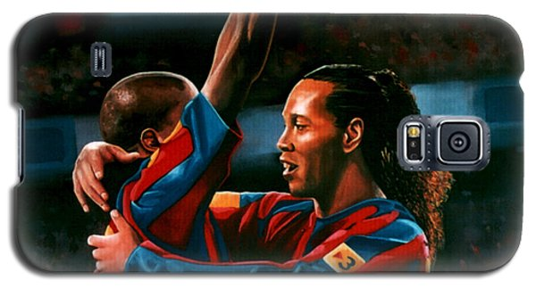 Ronaldinho And Eto'o Galaxy S5 Case
