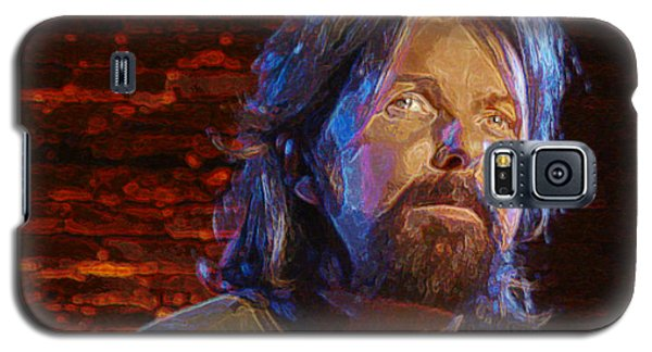 Galaxy S5 Case featuring the photograph Ronnie Dunn by Don Olea