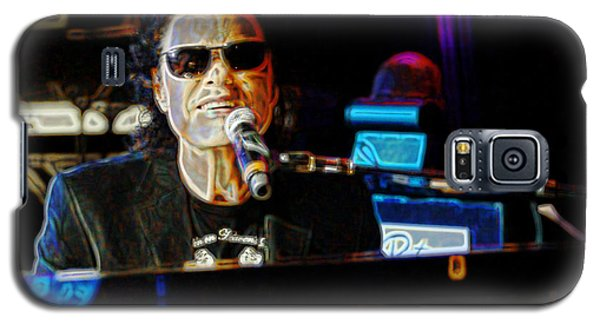 Galaxy S5 Case featuring the photograph Ronnie Milsap by Don Olea