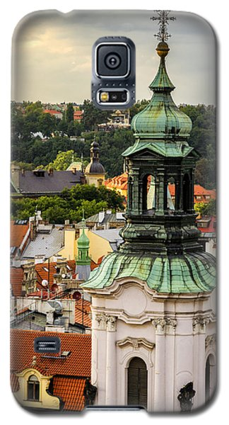 Rooftops Of Prague 1 Galaxy S5 Case