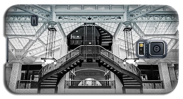 Rookery Building Atrium Galaxy S5 Case