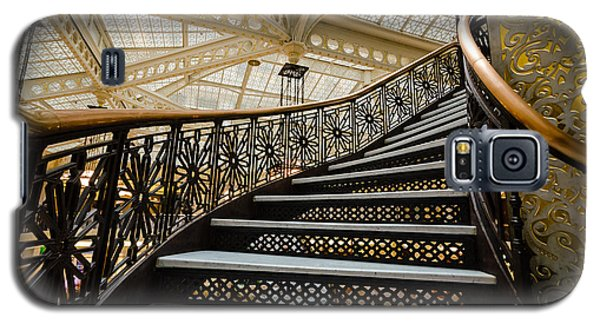 Rookery Building Atrium Staircase Galaxy S5 Case