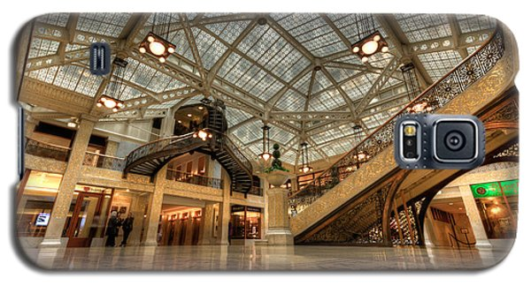 Rookery Building Main Lobby And Atrium Galaxy S5 Case