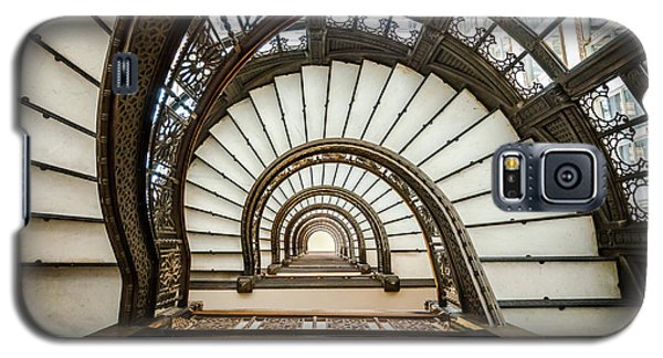 Rookery Building Oriel Staircase Galaxy S5 Case
