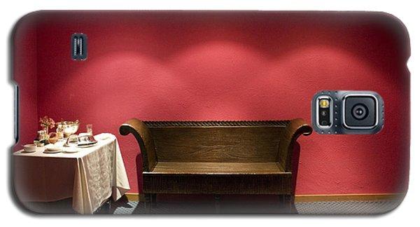 Room Service Galaxy S5 Case by Lynn Palmer