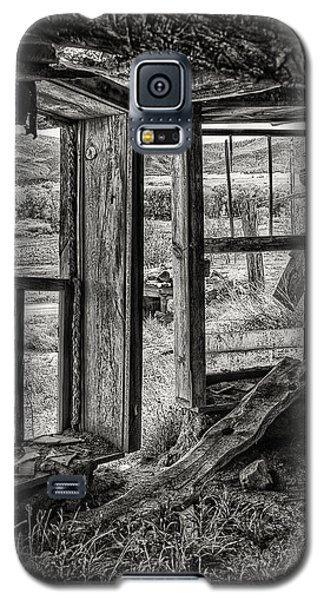 Room With A View Galaxy S5 Case by Priscilla Burgers