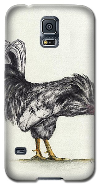 Rooster Galaxy S5 Case by Nan Wright