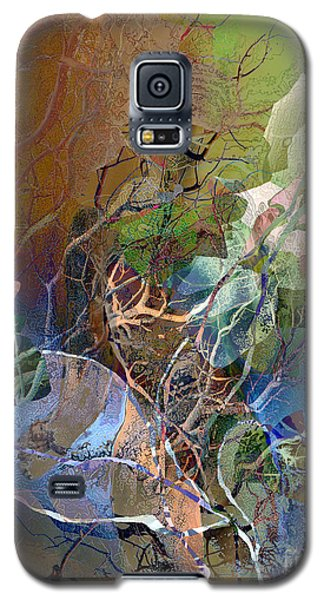 Roots And Branches Galaxy S5 Case by Ursula Freer