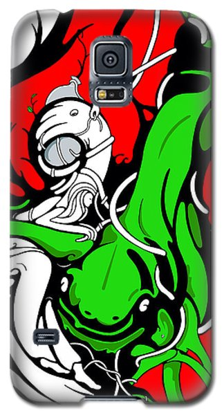 Roots Galaxy S5 Case