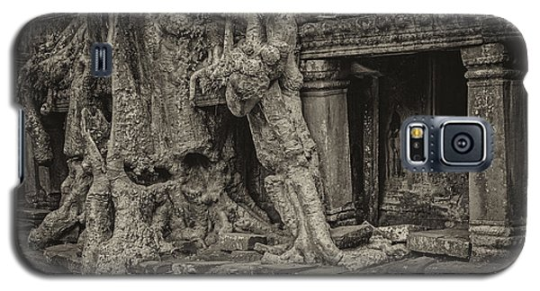 Roots In Ruins 7, Ta Prohm, 2014 Galaxy S5 Case