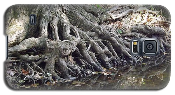 Roots With Verse Psalm 1 3 Galaxy S5 Case