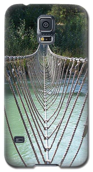 Rope Foot Bridge Galaxy S5 Case