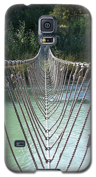 Rope Foot Bridge Galaxy S5 Case
