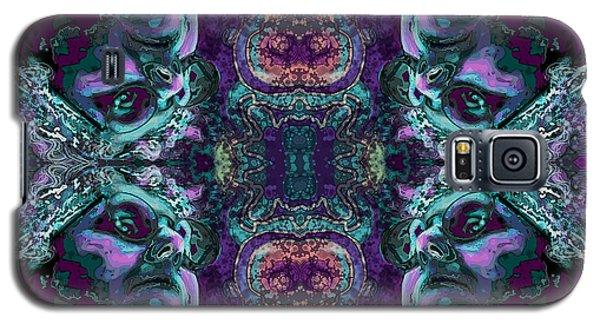 Rorschach Me Galaxy S5 Case by Carol Jacobs