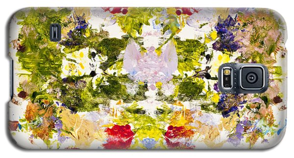 Rorschach Test Galaxy S5 Case by Darice Machel McGuire
