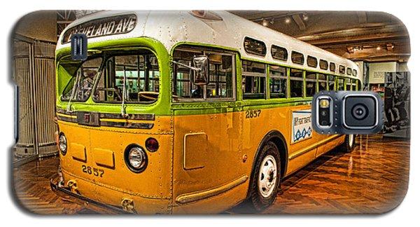Rosa Parks Bus Galaxy S5 Case