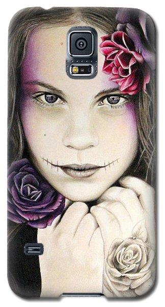 Rosaline Galaxy S5 Case by Sheena Pike