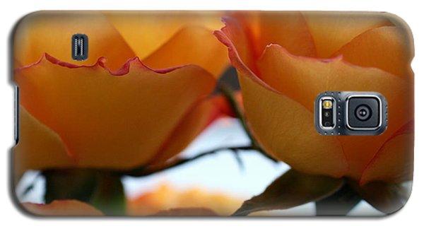 Rose 11 Galaxy S5 Case