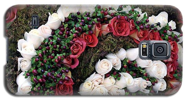 Rose 12 Galaxy S5 Case
