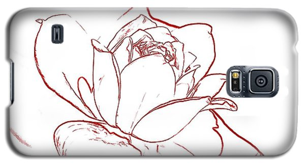 Rose 2 Galaxy S5 Case by Ludwig Keck