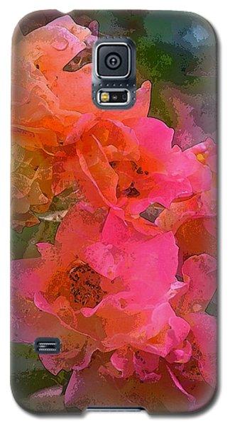 Rose 219 Galaxy S5 Case