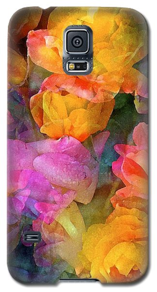 Rose 224 Galaxy S5 Case by Pamela Cooper