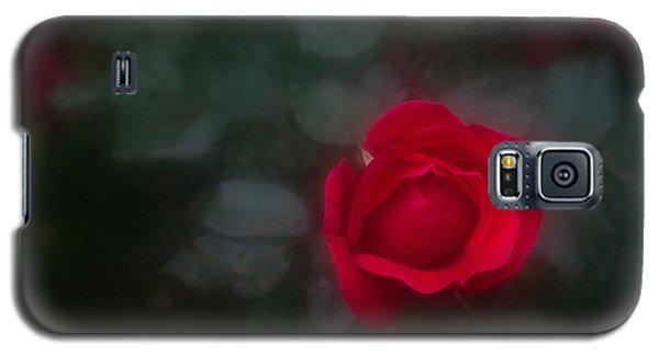Rose 4 Galaxy S5 Case by Travis Burgess